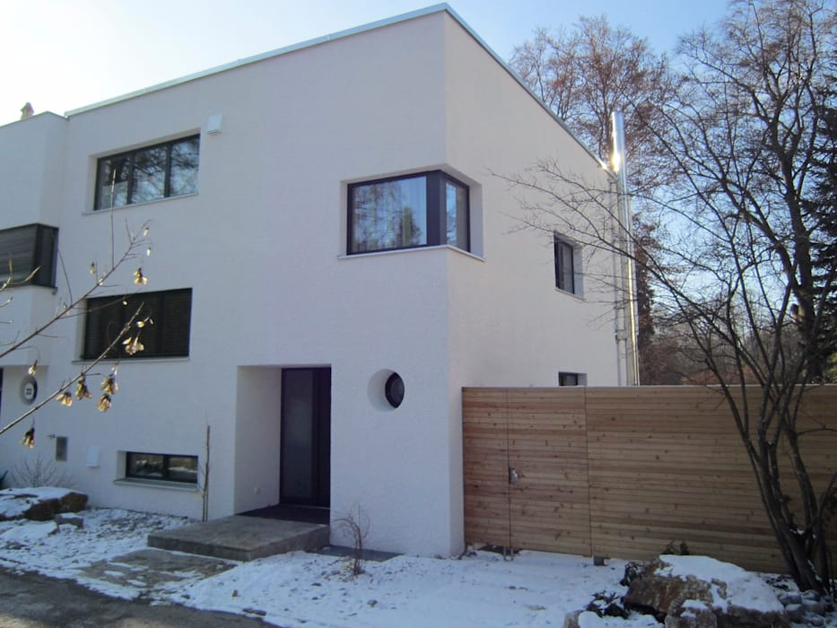 Houses by architekturbüro holger pfaus, Modern