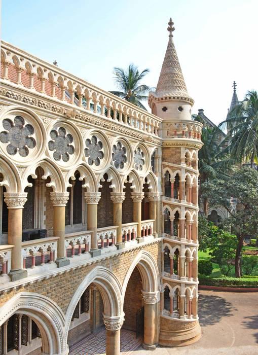 Rajabai Clock Tower:  Walls by Somaya and Kalappa Consultants