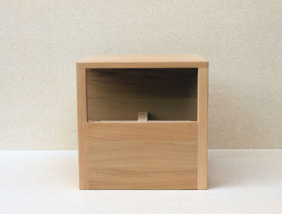 Oleh nicolas baleydier design Skandinavia Kayu Wood effect