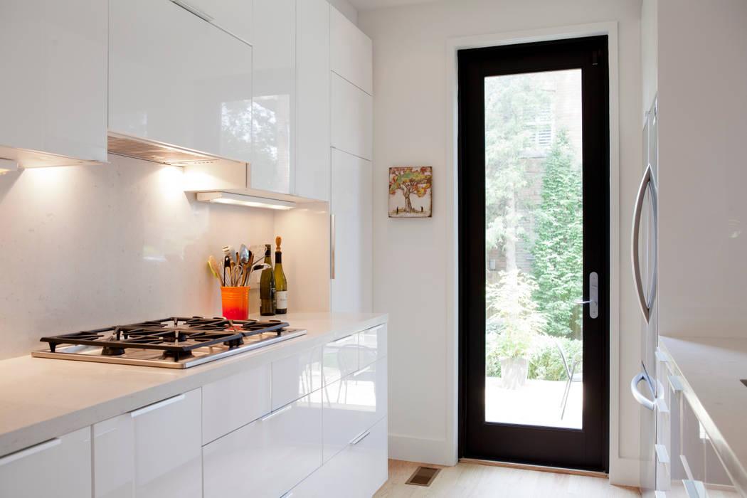 Dapur Gaya Skandinavia Oleh Post Architecture Skandinavia