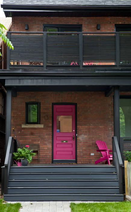 스칸디나비아 주택 by Post Architecture 북유럽