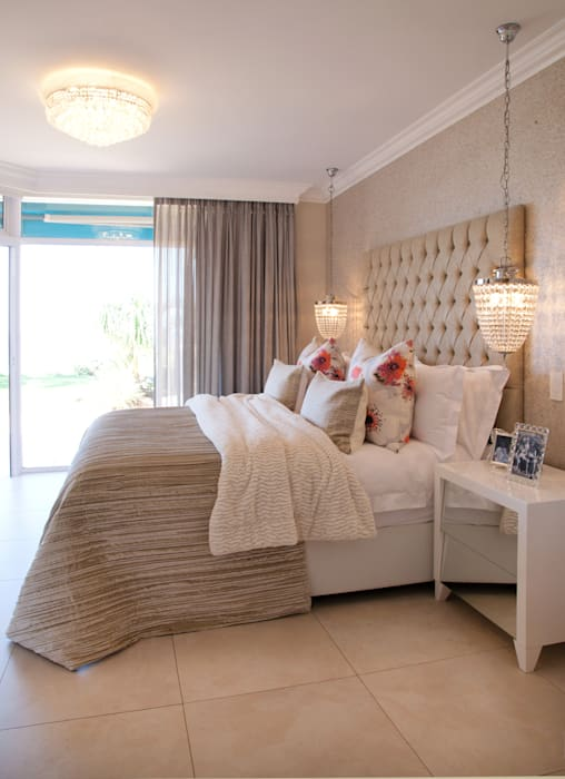 moderne slaapkamer door frans alexander interiors