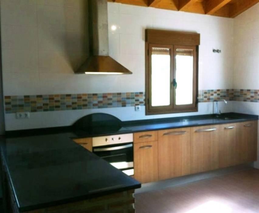Muebles de cocina rusticos: cocinas de estilo de modos hogar   homify