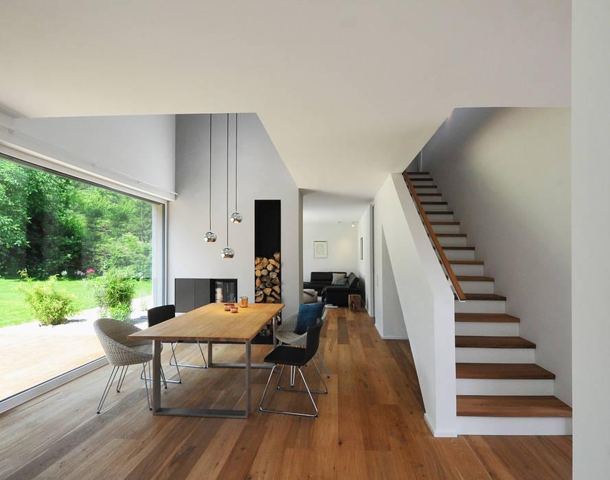 esszimmer mit galerie moderne esszimmer von grimm
