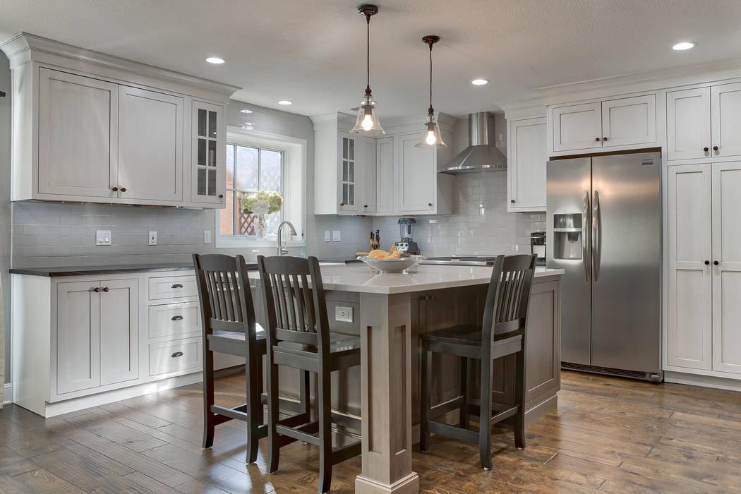 Cherry Creek Town Home by Studio Design LLC Classic