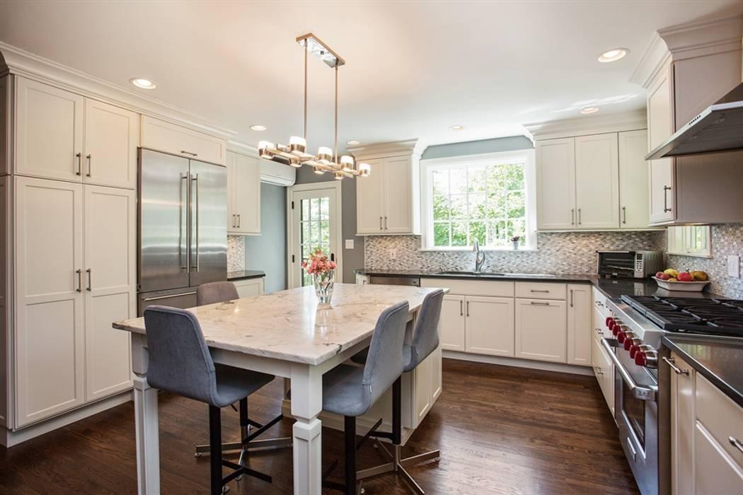 Kitchen Krafter Design/Remodel Showroom Dapur Klasik