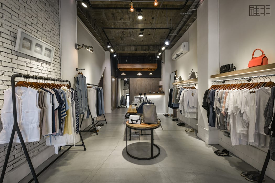 Shopping Centres by 匯羽設計 / Hui-yu Interior design, Scandinavian