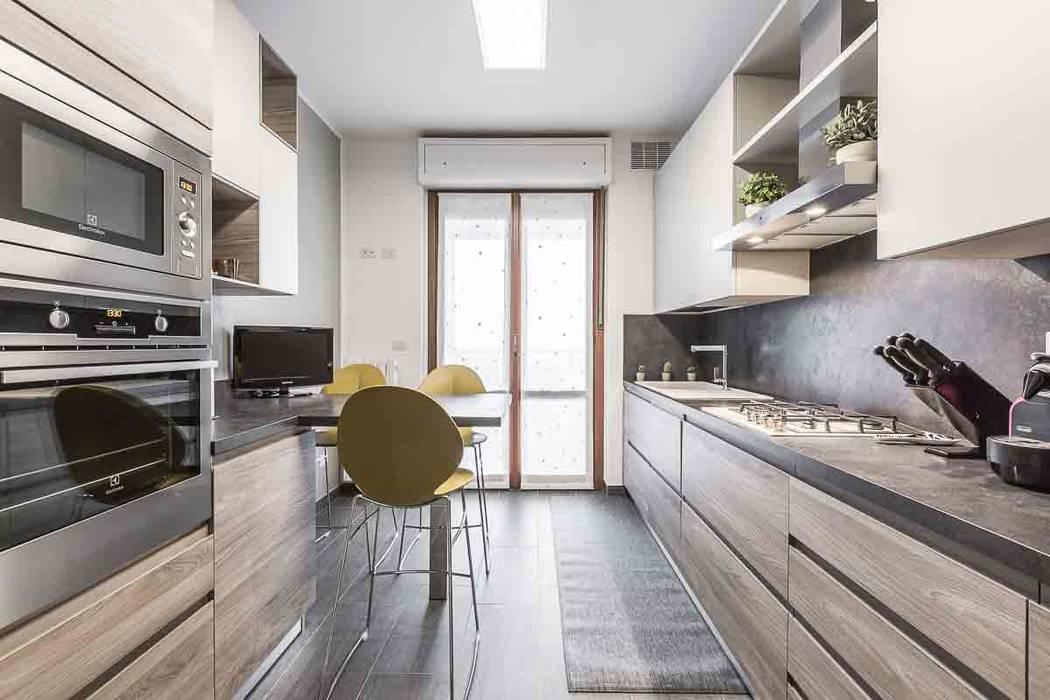 Cucina: Cucina in stile  di Facile Ristrutturare
