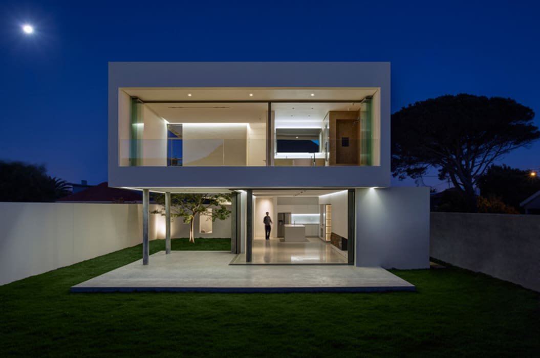 FIRTH 114802 by Three14 Architects Minimalist houses by Three14 Architects Minimalist