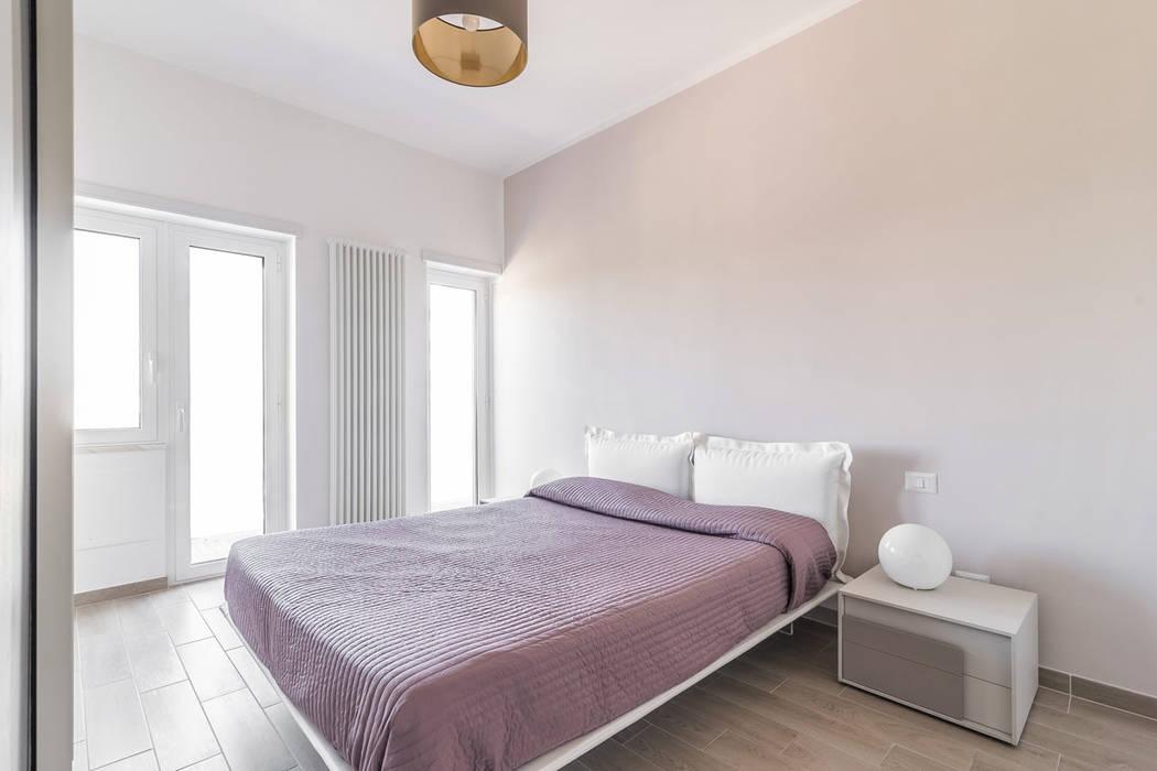 Camere Da Letto Stile Minimalista : Camera da letto dai toni neutri camera da letto in stile in stile