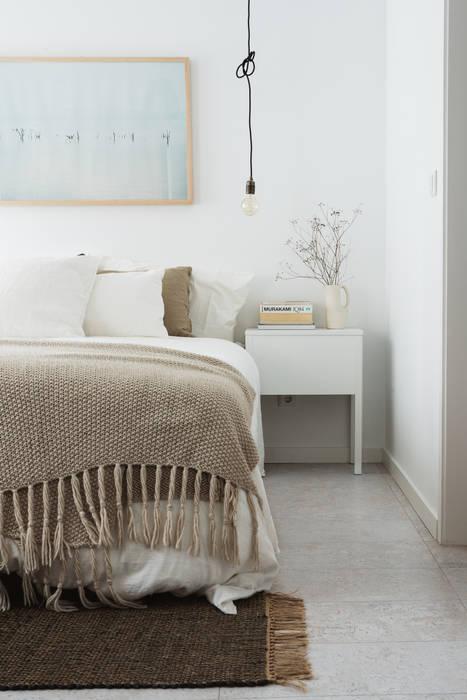 Arkstudio Scandinavian style bedroom