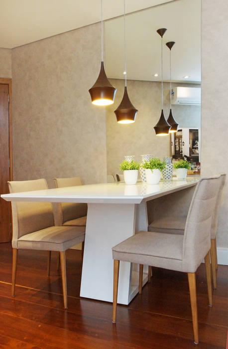 Comedores de estilo  por Serra Vaz Arquitetura e Design de Interiores, Moderno