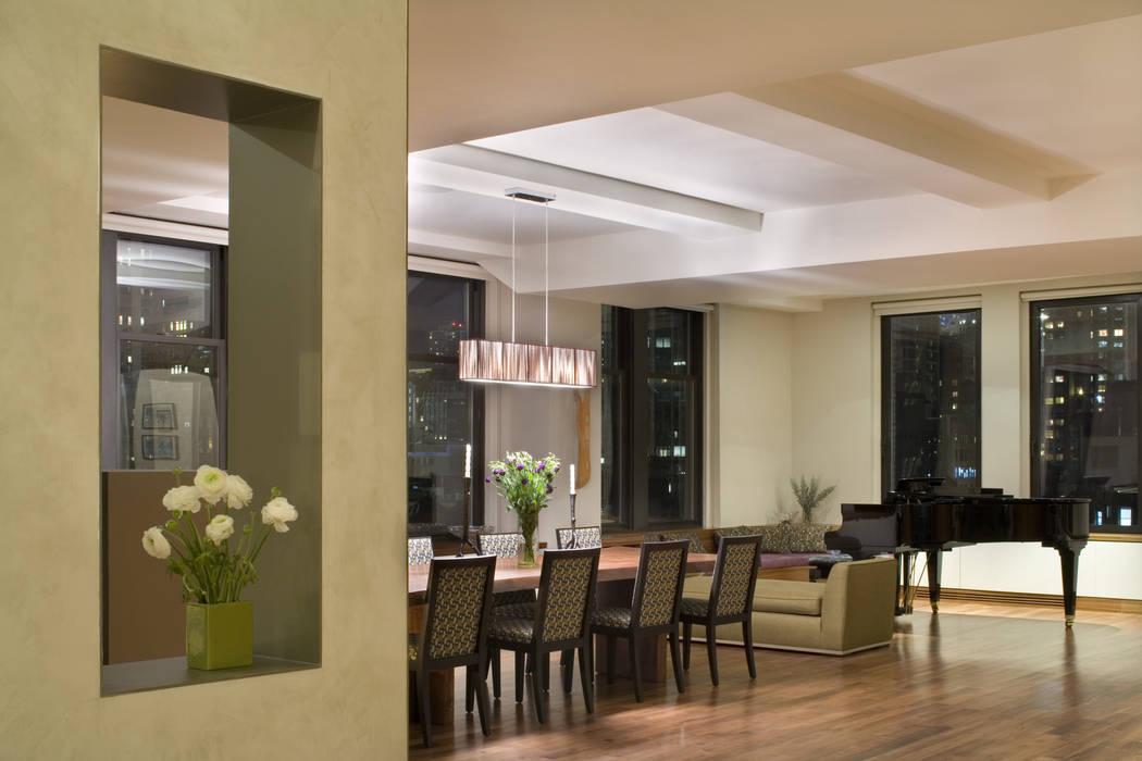 Salas de jantar modernas por Koko Architecture + Design Moderno