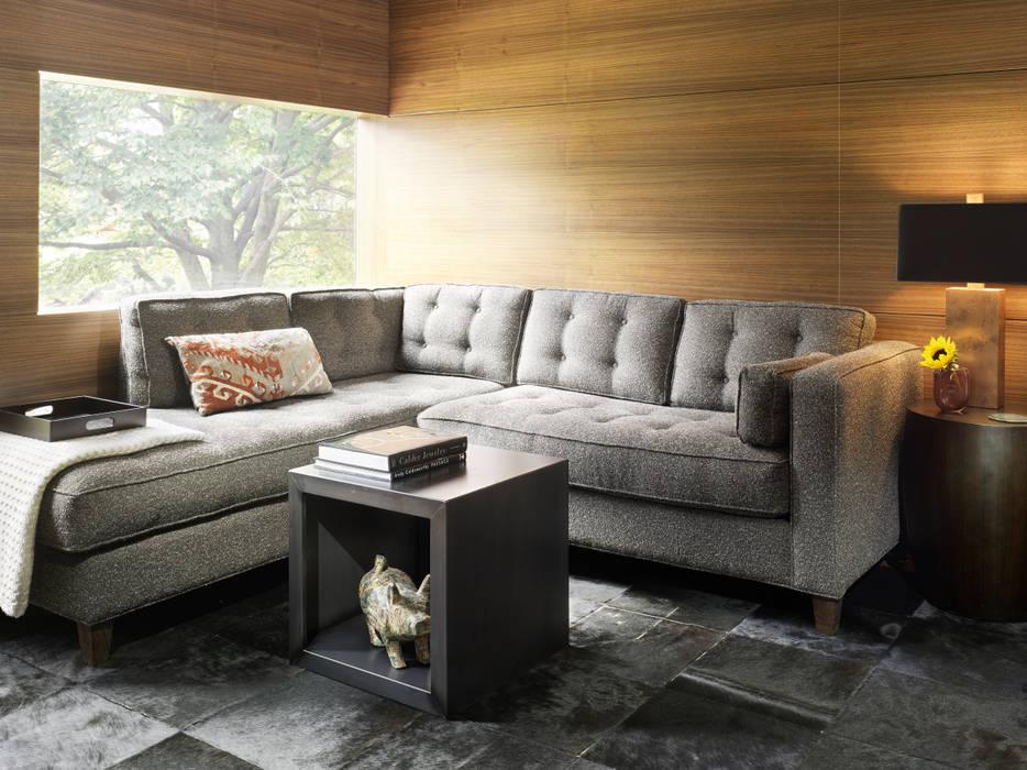 Dangle Byrd House, Koko Architecture + Design Koko Architecture + Design Modern Living Room