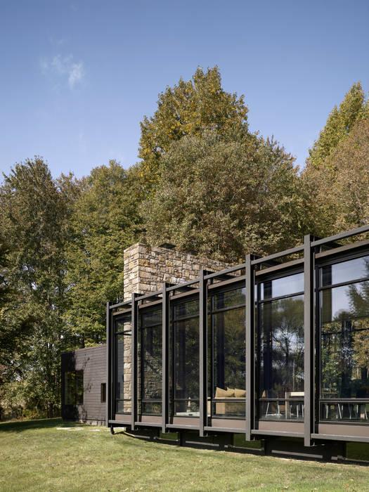 Casas modernas por Koko Architecture + Design Moderno