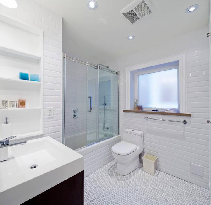 Bathroom Modern bathroom by STUDIO Z Modern