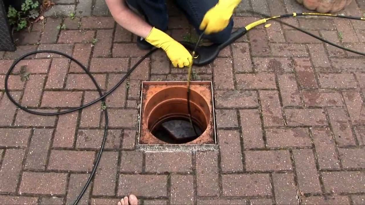 Drain unblocking by Plumbers Durban