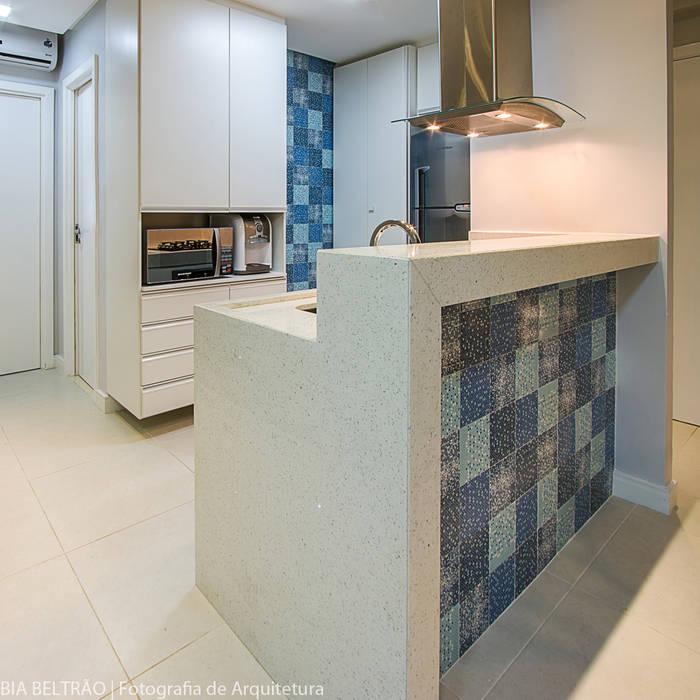 مطبخ تنفيذ Cris Nunes Arquiteta