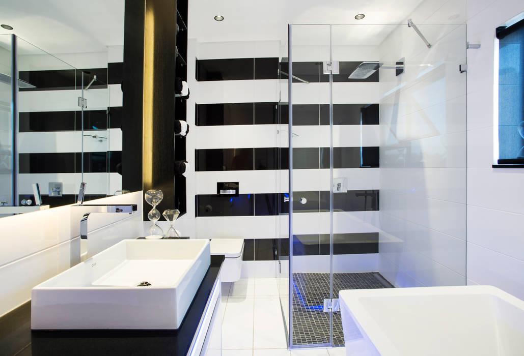 Ванная комната в стиле модерн от FRANCOIS MARAIS ARCHITECTS Модерн