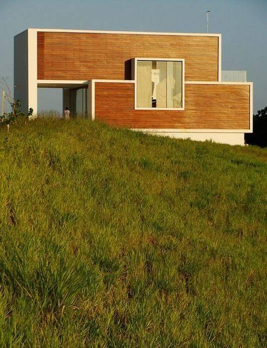 Rumah Modern Oleh Casa Container Brasil Modern
