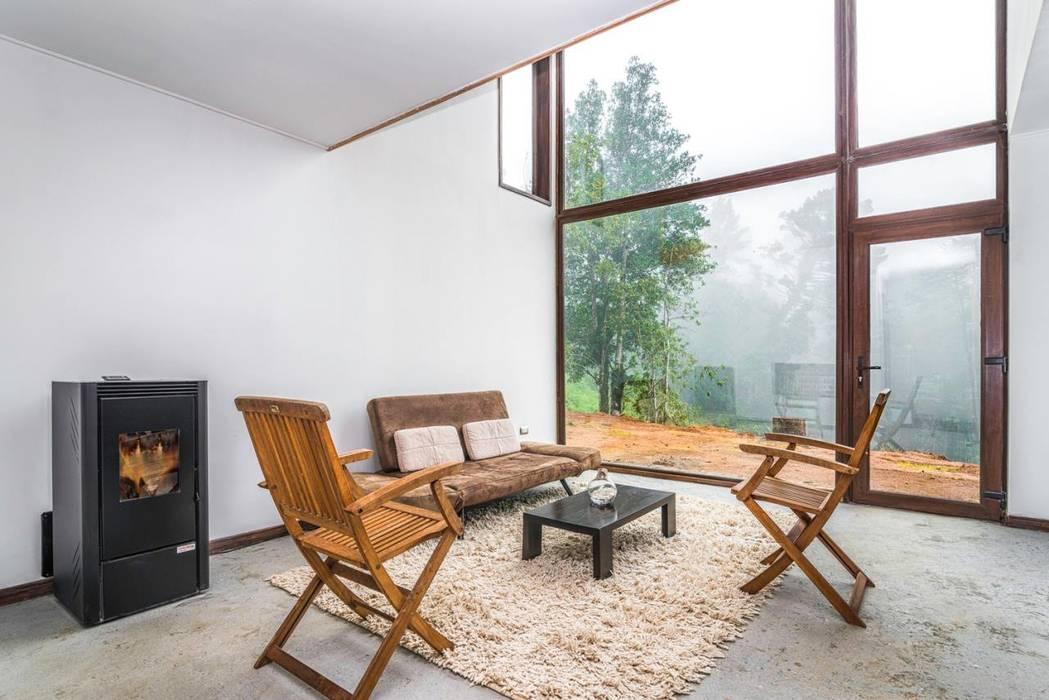 Maisons de style  par Casa Container Brasil, Moderne