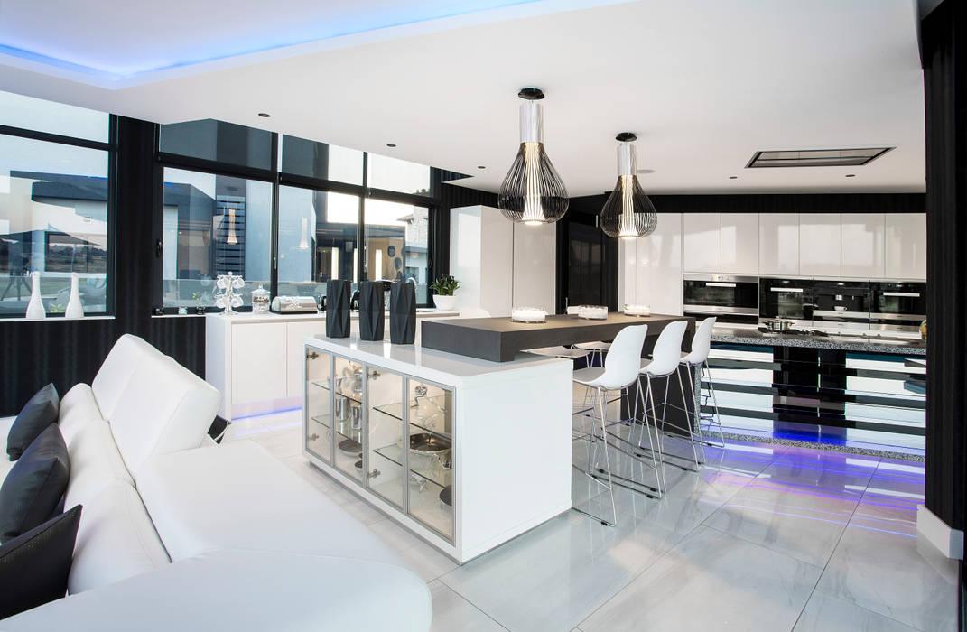 Kitchen by FRANCOIS MARAIS ARCHITECTS, Modern