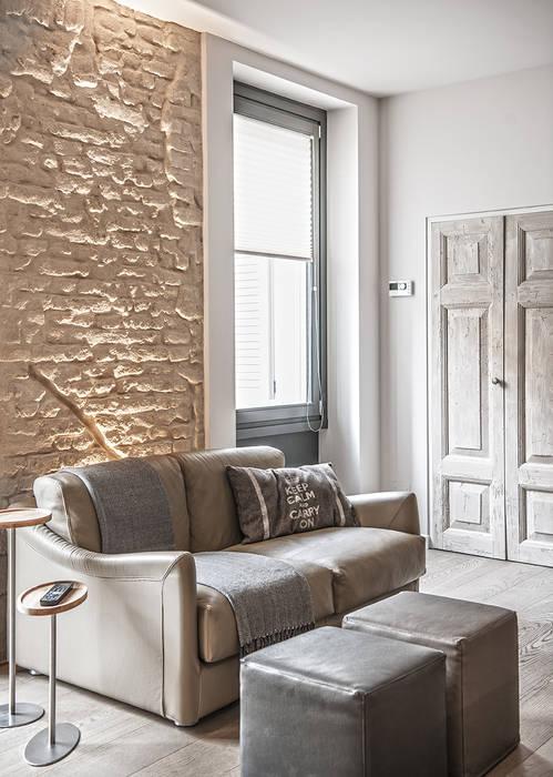 Living room by BRANDO concept,