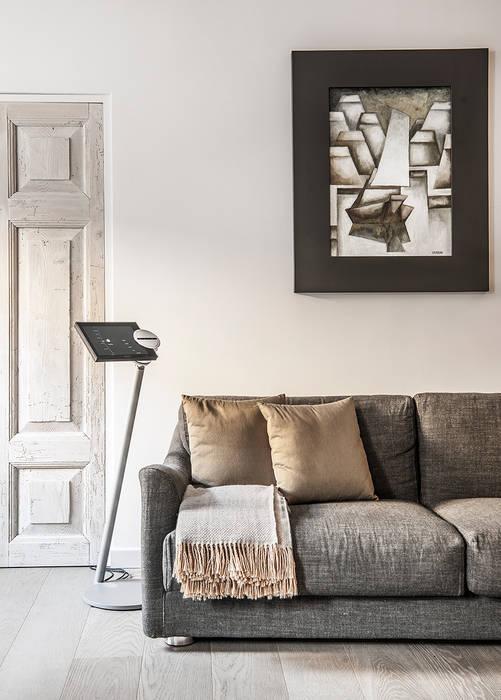 Ruang Keluarga Modern Oleh BRANDO concept Modern