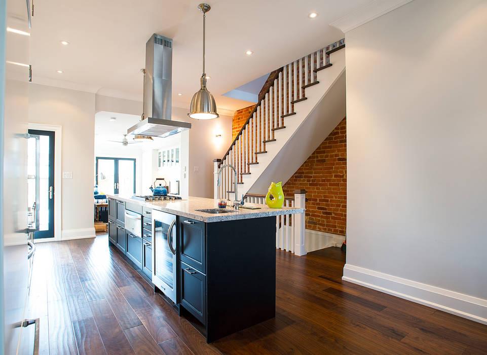 Solares Architecture 現代廚房設計點子、靈感&圖片