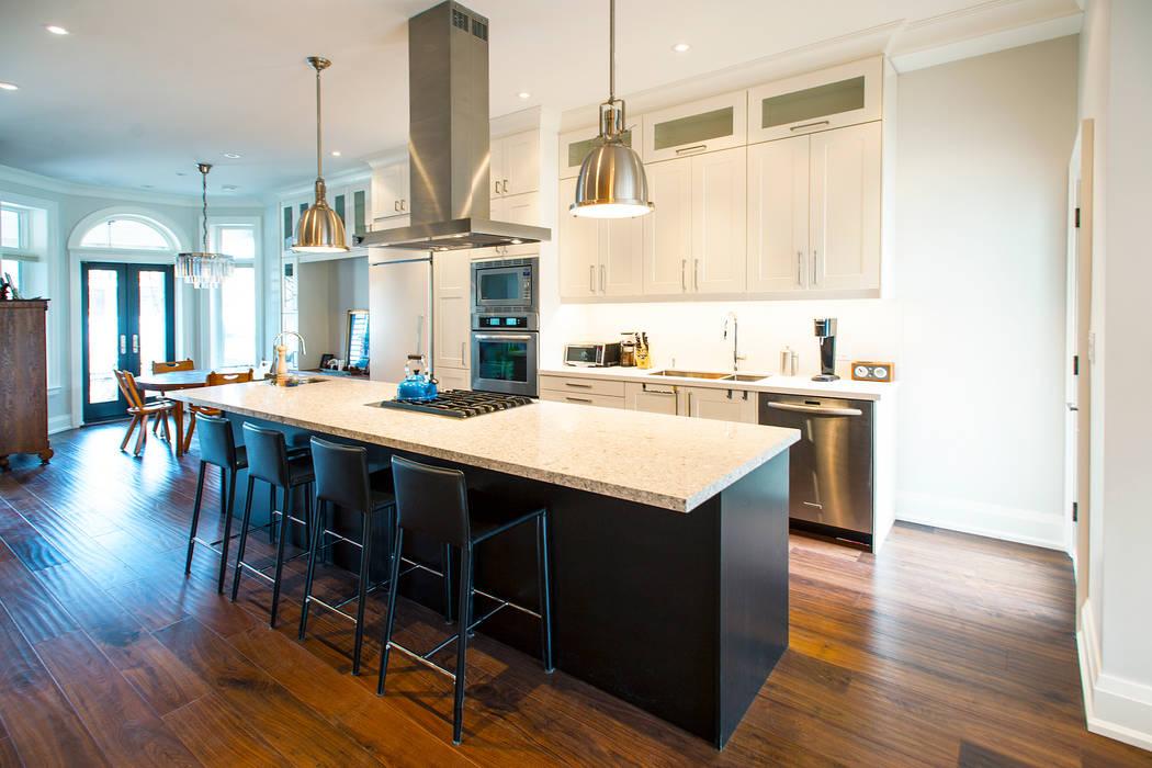 Bickford Park Solares Architecture Modern Kitchen