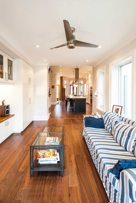 Solares Architecture 现代客厅設計點子、靈感 & 圖片