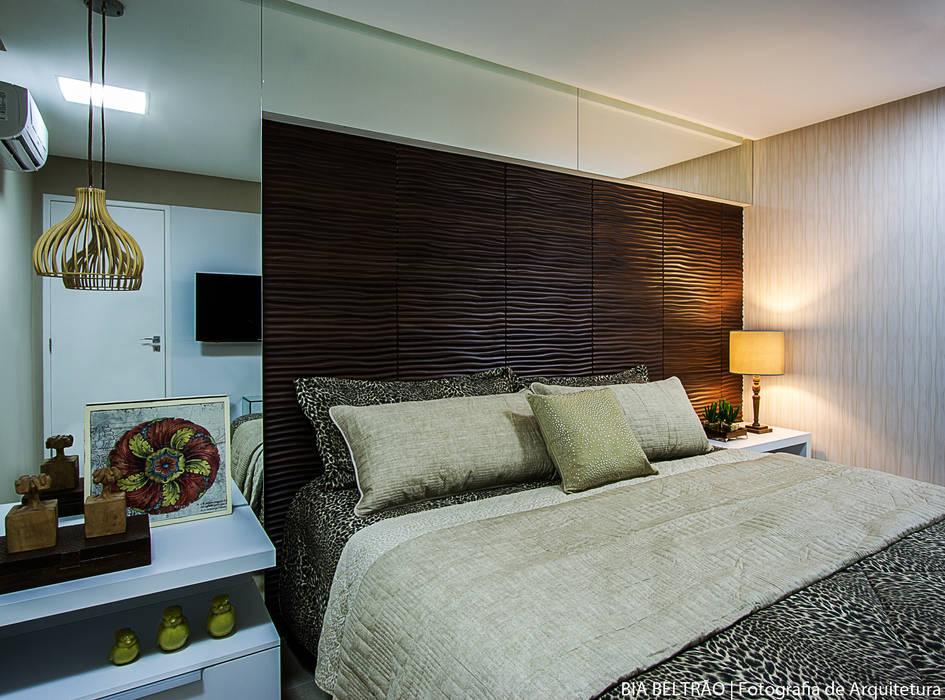 Dormitorios de estilo clásico de Cris Nunes Arquiteta Clásico