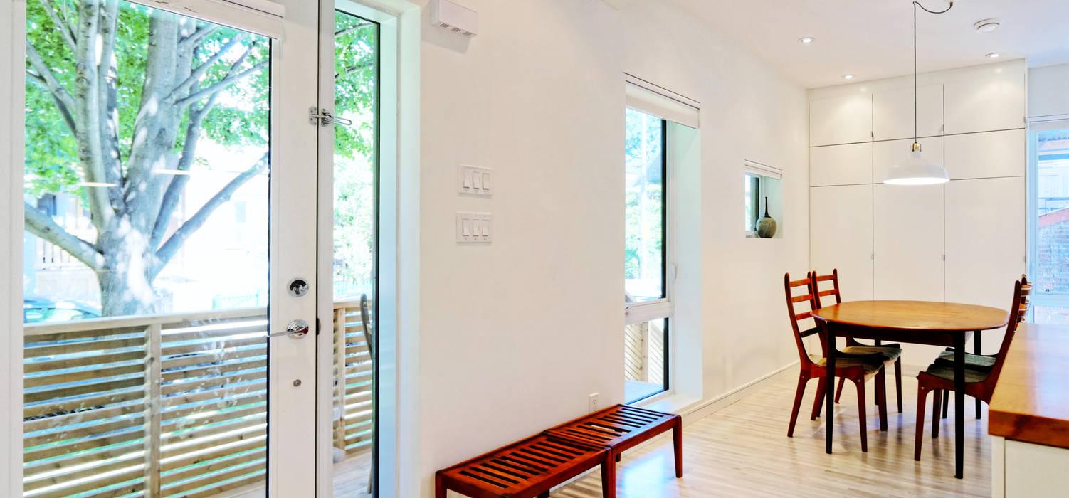 Koridor dan lorong oleh Solares Architecture