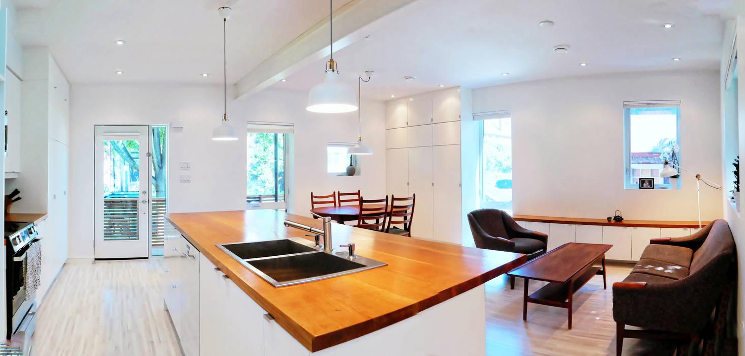 Kitchen by Solares Architecture, Minimalist