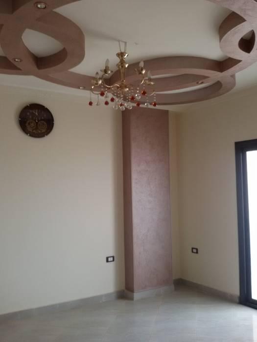 Etihad Constructio & Decor Klassische Wohnzimmer