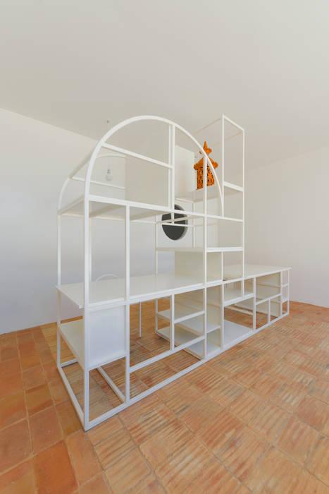 de Corpo Atelier Minimalista Hierro/Acero