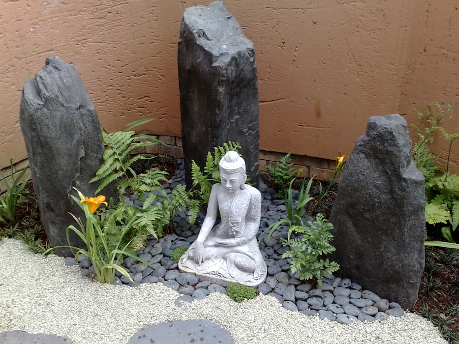WIGGILL :  Garden by Japanese Garden Concepts