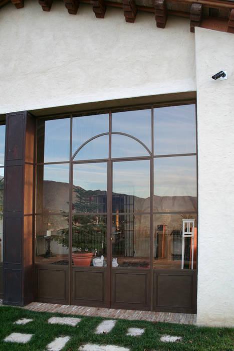 VILLI ZANINI - Restauro Abitazione - Asolo (TV) - 01: Case in stile in stile Minimalista di Villi Zanini - Wrought Iron Art