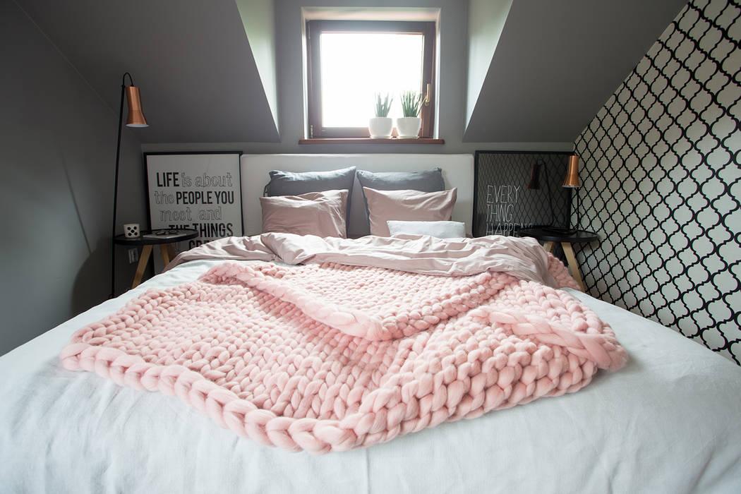 Спальня в стиле модерн от Toto Design Модерн