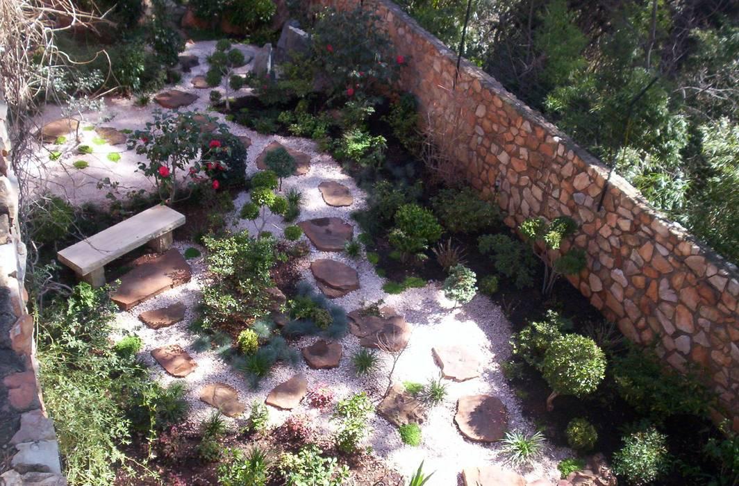 Jardines de estilo  de Japanese Garden Concepts,