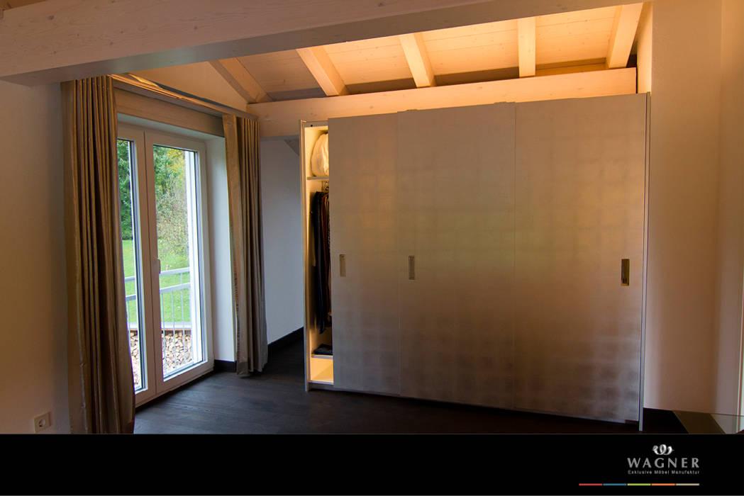 Möbelmanufaktur Wagner modern dressing roomwagner möbel manufaktur | homify