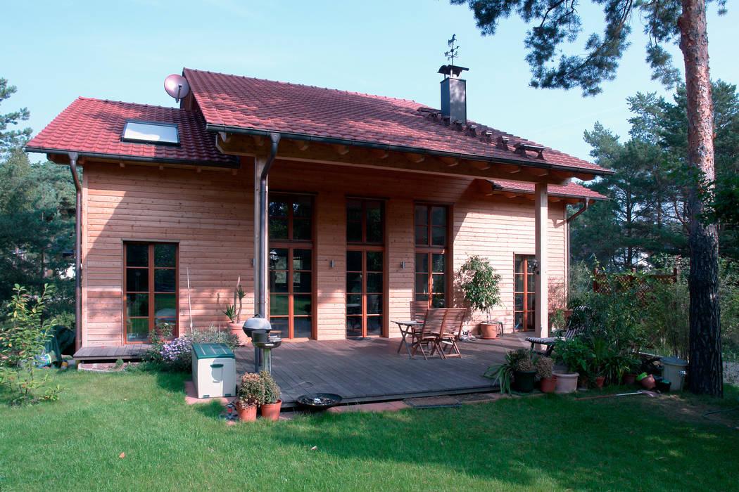 Müllers Büro Classic style houses