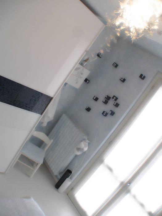 Progetto e ristrutturazione casa e studio: camera da letto in stile ...