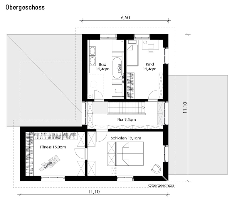 Nhà theo Müllers Büro,
