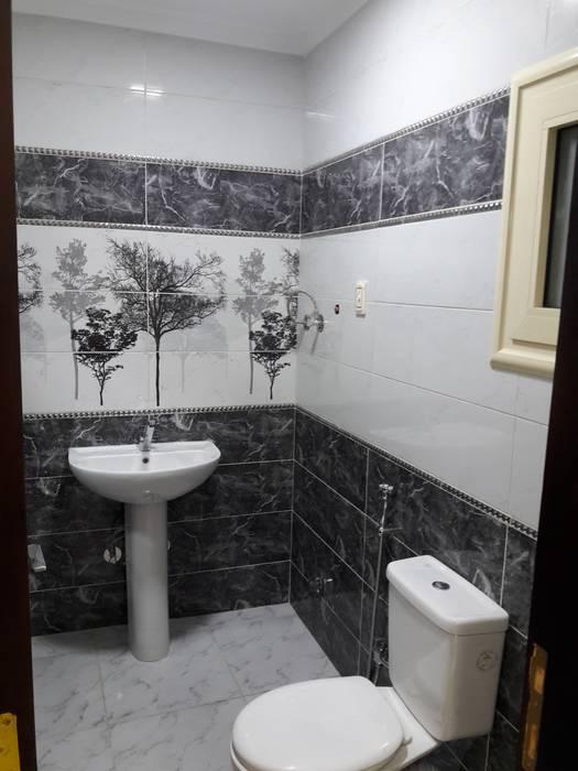 معمل تحاليل طبية العجمى الاسكندرية:  جدران تنفيذ design house, كلاسيكي