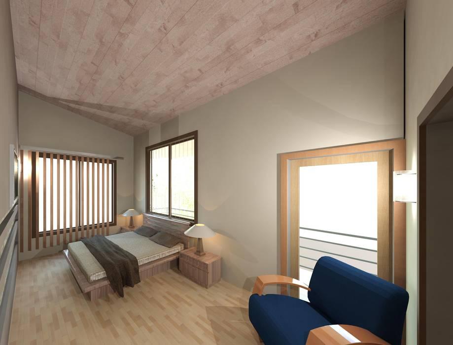 Dormitorio principal Cuartos de estilo moderno de Diseño Store Moderno