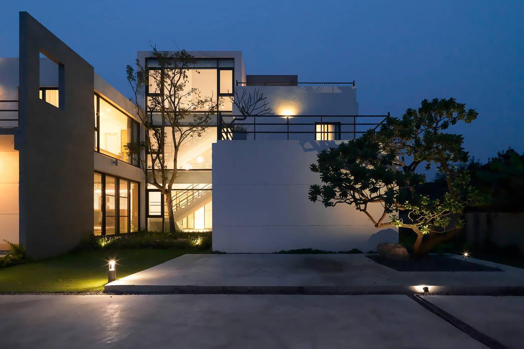 Rumah oleh 夏沐森山設計整合