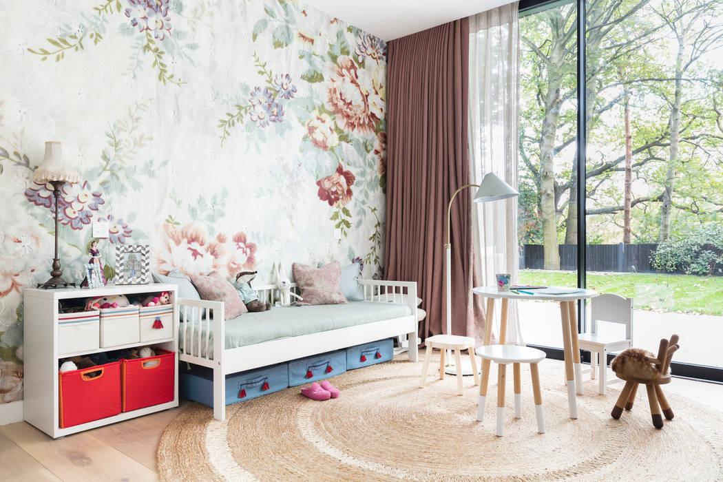 Modern New Home in Hampstead - kids bedroom Black and Milk | Interior Design | London BedroomAccessories & decoration