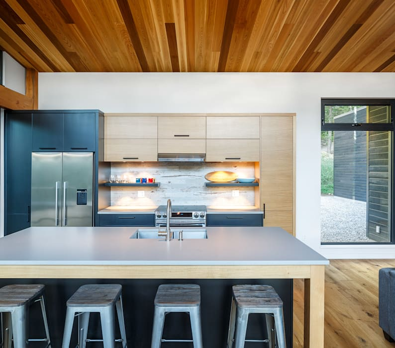 Nhà bếp theo Flynn Architect , Hiện đại