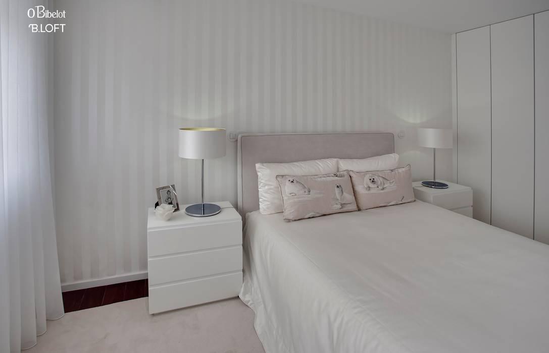 Dormitorios de estilo minimalista de B.loft Minimalista